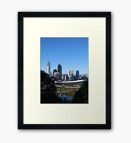 Perth, Australia Framed Print