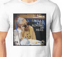 Smells like boring Unisex T-Shirt