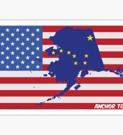 AK Patriot Sticker
