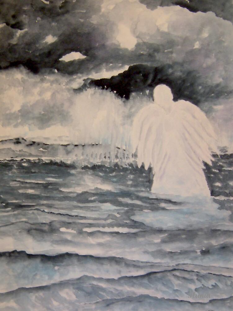 Storm Angel by Ilunia Felczer