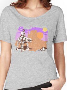 Cowboy Chuck Norris Women's Relaxed Fit T-Shirt