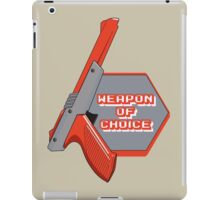 Weapon of Choice (Re-make) iPad Case/Skin
