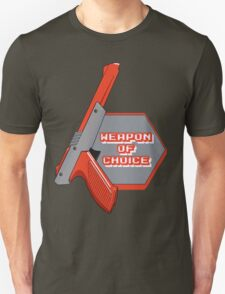 Weapon of Choice (Re-make) T-Shirt