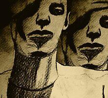 Doppelganger by Elliement