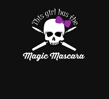 Magic Mascara Womens Fitted T-Shirt
