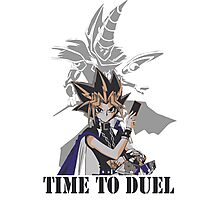 Time to duel! Photographic Print