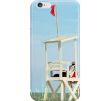 Lifeguard Duty iPhone Case/Skin