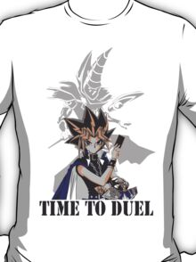 Time to duel! T-Shirt