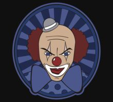 Psycho Clown by rudeboyskunk