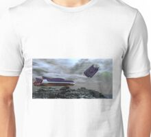 Aardvark Dimension and Time Conveyance Unisex T-Shirt