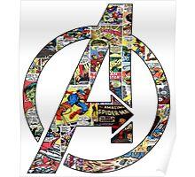 Avengers symbol! Poster