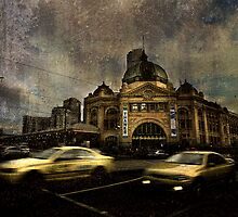 Melbourne Winter 2 by Annette Blattman