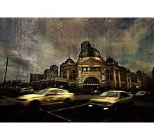 Melbourne Winter 2 Photographic Print