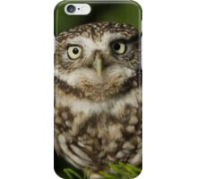 Whoooo are you looking at? iPhone Case/Skin