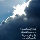 Psalm 57:5 by Lorraine Deroon