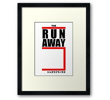 The Runaway Five Framed Print