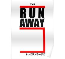 The Runaway Five Poster
