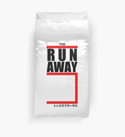 The Runaway Five Duvet Cover