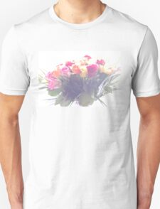 Flowers In A Dream Unisex T-Shirt