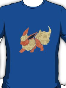 Floral Flareon T-Shirt