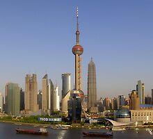 Shanghai by Gethin
