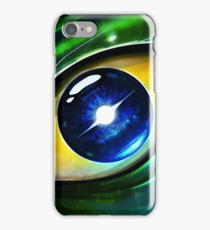 Folclore BR - The new vision iPhone Case/Skin