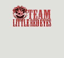 Team Little Red Eyes Womens Fitted T-Shirt