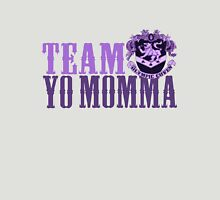 Team Yo Momma Womens Fitted T-Shirt