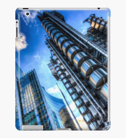 Lloyd's And Willis Group London iPad Case/Skin
