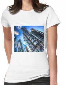 Lloyd's And Willis Group London Womens Fitted T-Shirt