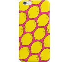 Lemon drops iPhone Case/Skin