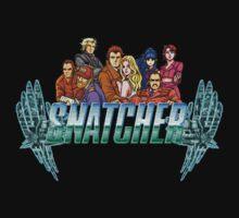 Snatcher (Sega CD) Logo  Kids Clothes