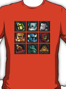 Shovel Knight Rogue's Gallery T-Shirt