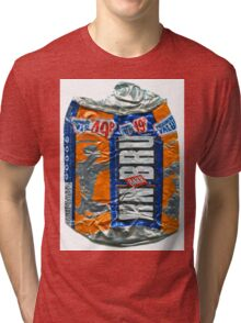 IrnBru - crushed tin Tri-blend T-Shirt