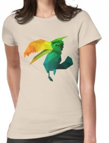 Big Clucker Womens Fitted T-Shirt