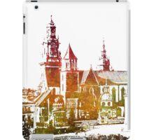Cracow Wawel iPad Case/Skin