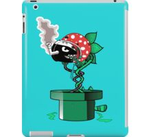 Piranha Bites The Bullet iPad Case/Skin