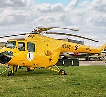 Bristol Sycamore HR.14  XJ380 by Colin Smedley