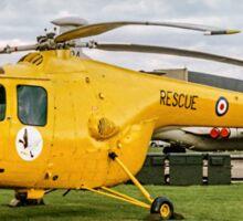 Bristol Sycamore HR.14  XJ380 Sticker