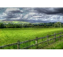 Field - Draperstown, Co. Derry Photographic Print
