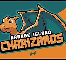 Orange Island Charizards Team by gabriel-arruda