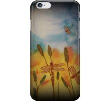 """Amongst the Reeds"" iPhone Case/Skin"