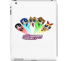 The Sailorscout Girls iPad Case/Skin