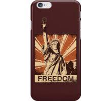 BARISTA FREEDOM! iPhone Case/Skin