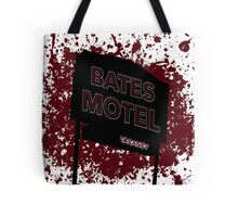 Bates Motel - Alfred Hitchcock Tote Bag