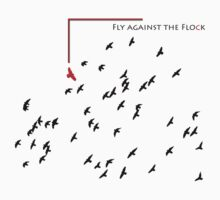 Fly Against the Flock by MuscularTeeth