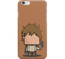 Samwise Gamgee (Lord Of The Rings) Quin iPhone Case/Skin