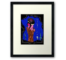 It's A Trap Framed Print