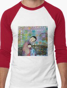 Mother and Child  Men's Baseball ¾ T-Shirt