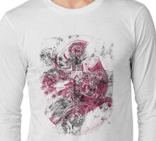 Blood on the Cross (T-Shirt) Long Sleeve T-Shirt